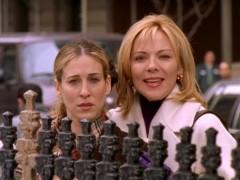 Секс в большом городе 4 сезон 1 серия — смотреть онлайн бесплатно