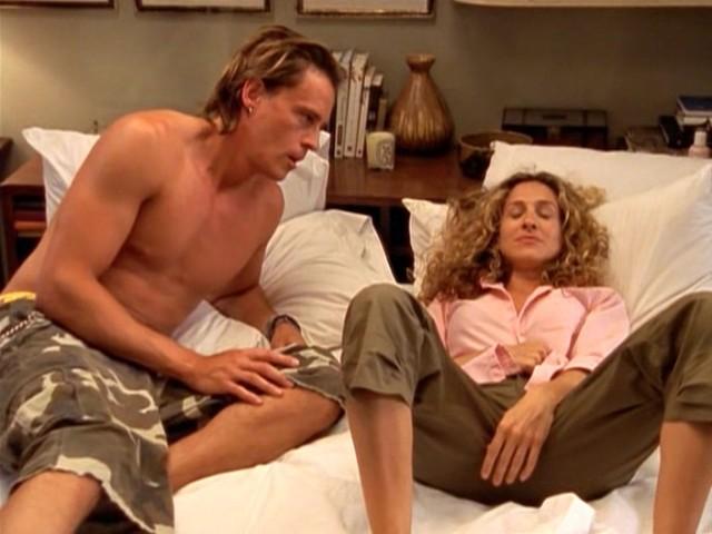 Секс в большом городе 3 сезон 15 серия — смотреть онлайн бесплатно