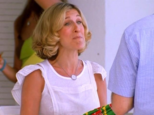 Секс в большом городе 5 сезон 8 серия — смотреть онлайн бесплатно